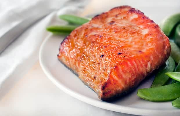 miso glazed salmon recipe snap peas daily burn - 14 Easy Meals For 2 On A Budget