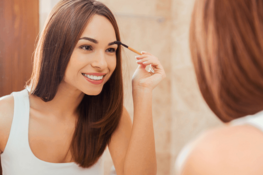 fill in your brows - 4 Products That Will Simplify Your Morning Beauty Routine