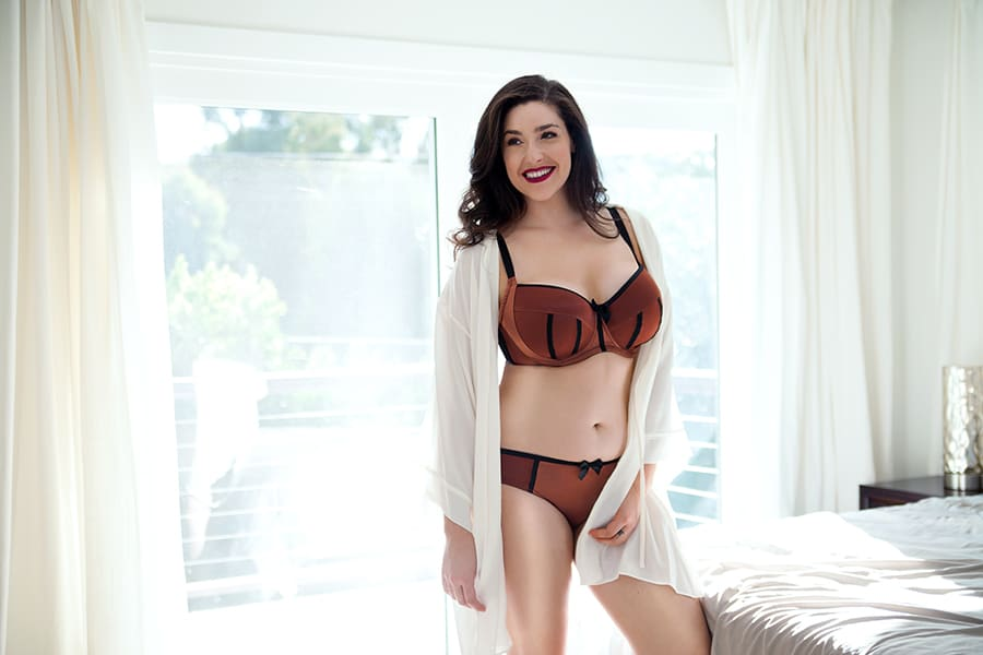 lingerie for different body types
