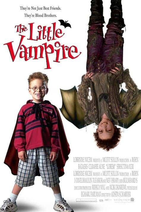 the little vampire - Don't Get Spooked: 8 Family-Friendly Halloween Movies