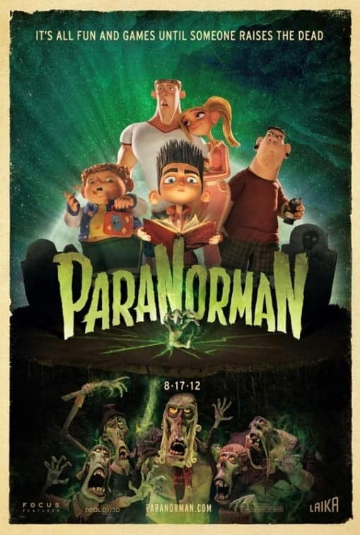 paranorman - Don't Get Spooked: 8 Family-Friendly Halloween Movies