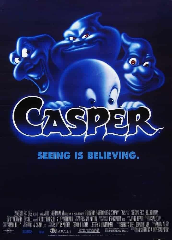 casper - Don't Get Spooked: 8 Family-Friendly Halloween Movies