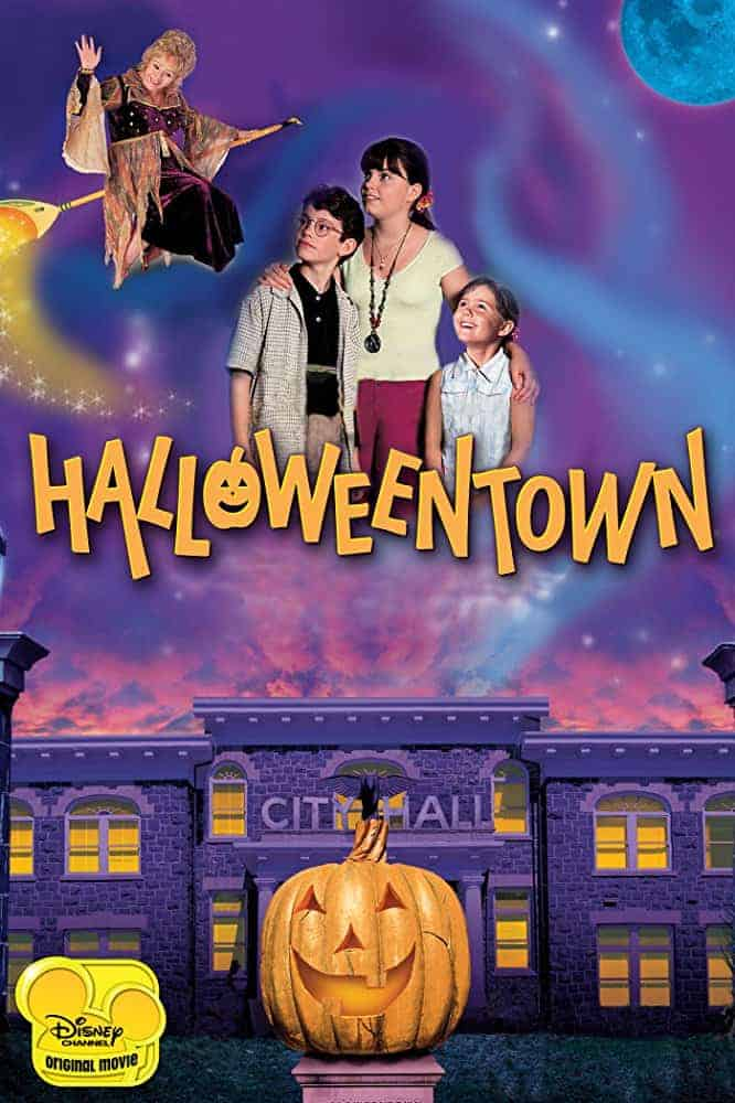 halloweentown - Don't Get Spooked: 8 Family-Friendly Halloween Movies