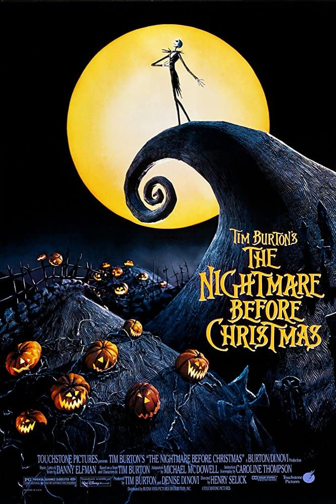 the nightmare before christmas - Don't Get Spooked: 8 Family-Friendly Halloween Movies