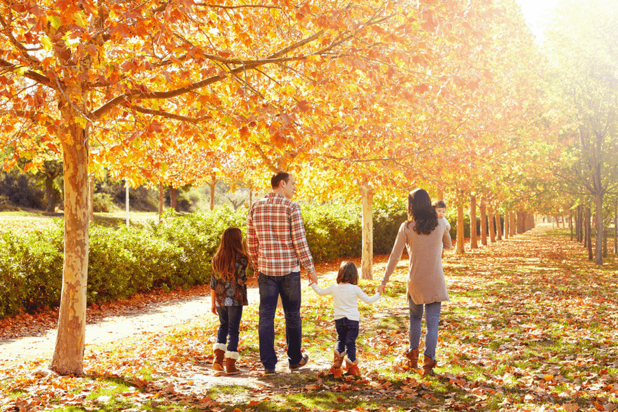 how to move abroad with a family