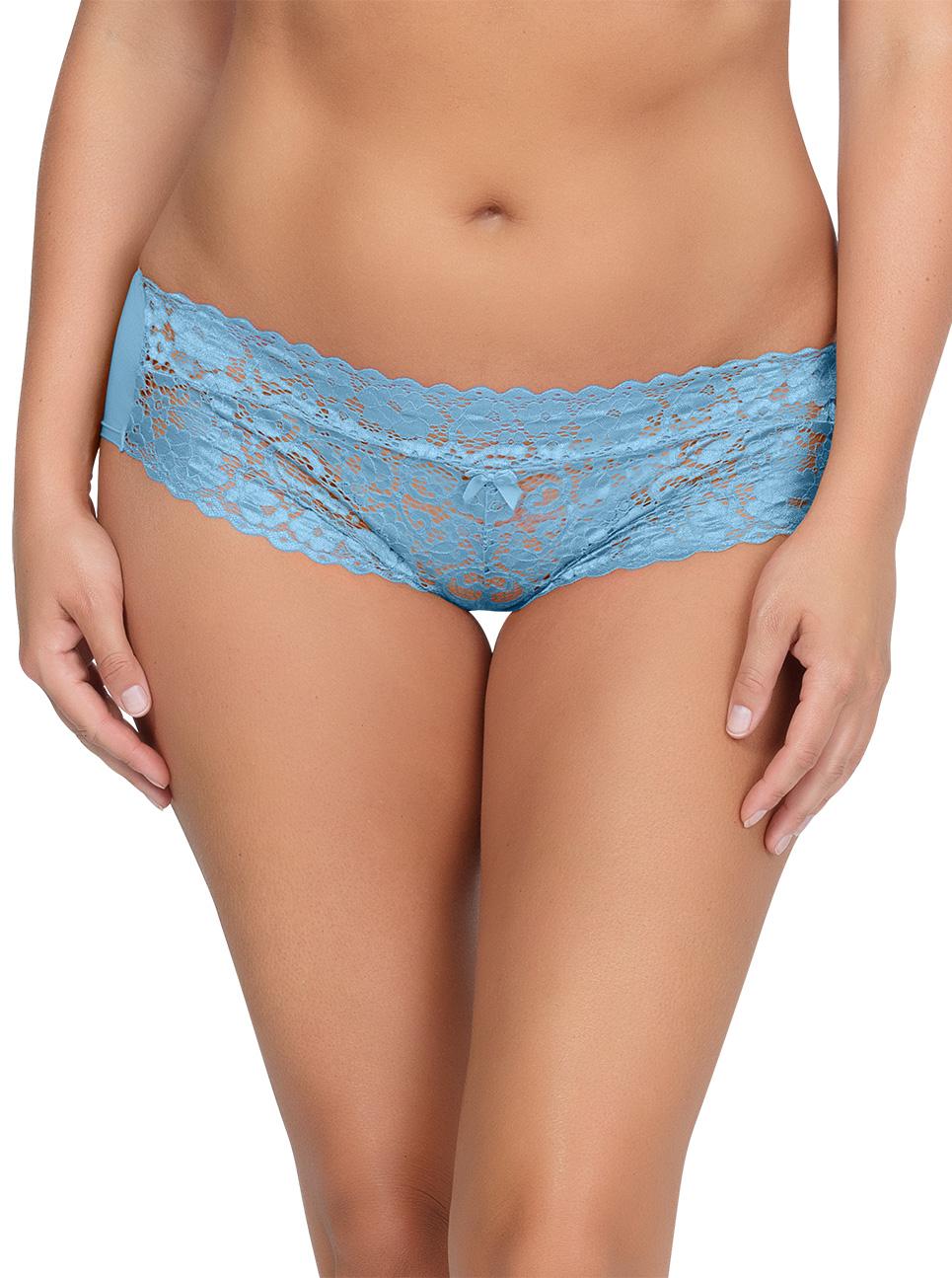 PARFAIT Adriana BikiniP5483 SkyBlue Front - Adriana Bikini - Sky Blue - P5483
