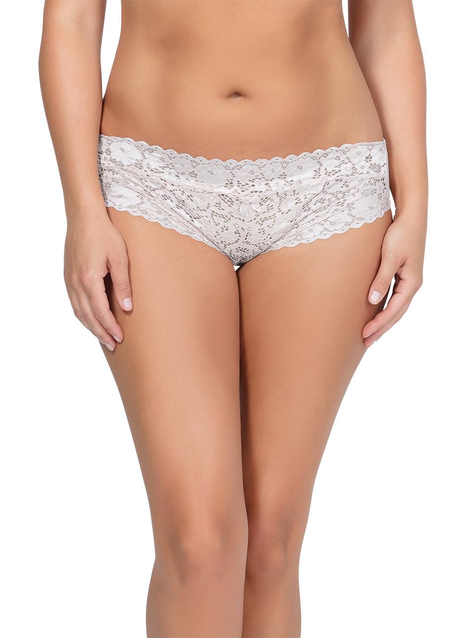 PARFAIT Adriana BikiniP5483 PearlWhite Front - Adriana Bikini - Pearl White - P5483
