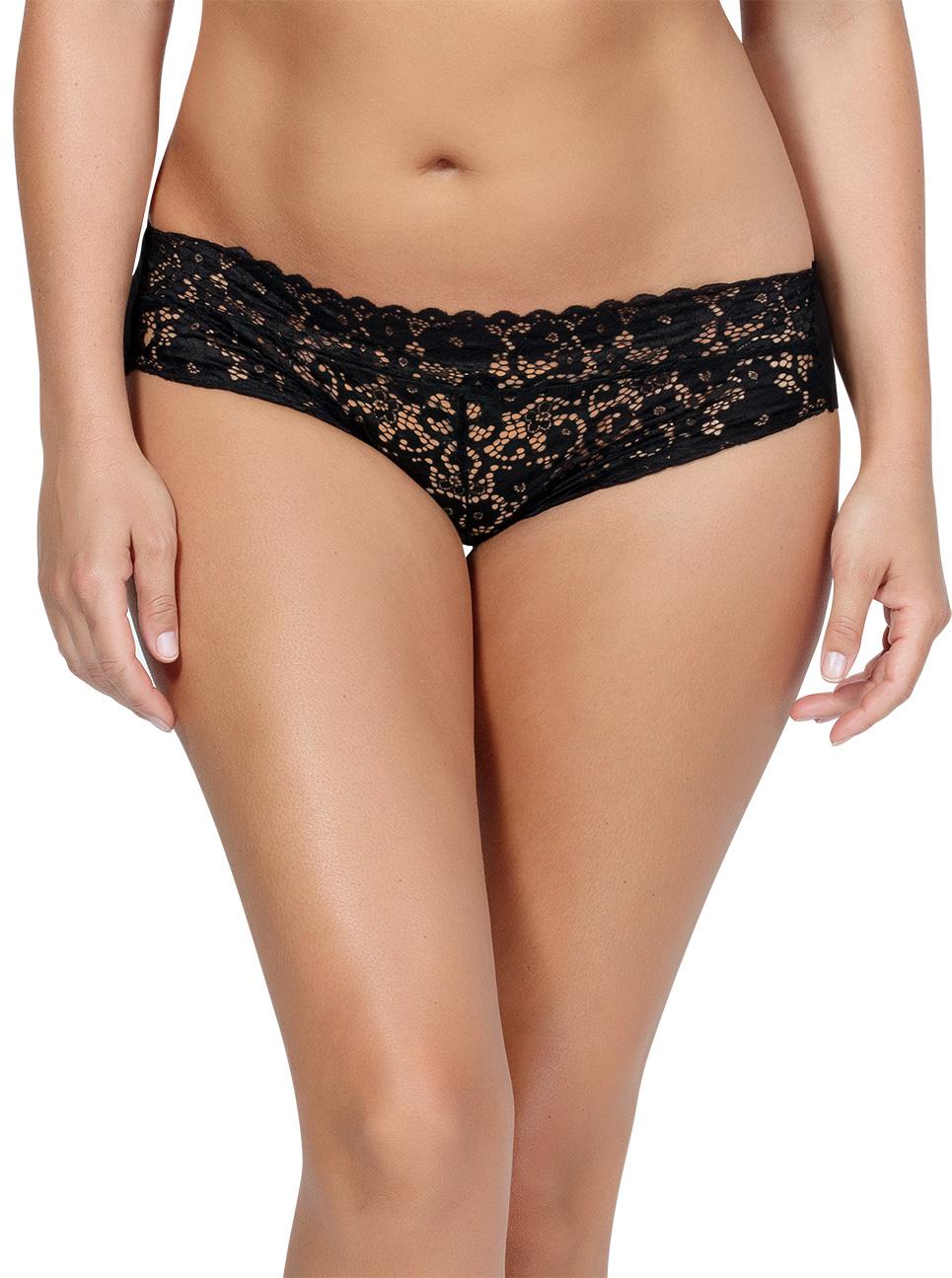 PARFAIT Adriana BikiniP5483 Black Front - Adriana Bikini - Black - P5483