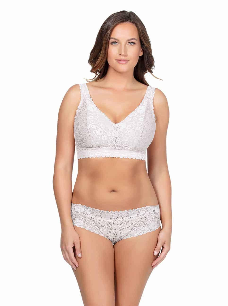 PARFAIT Adriana LaceBraletteP5482 BikiniP5483 PearlWhite Front copy 2 - Home AW19