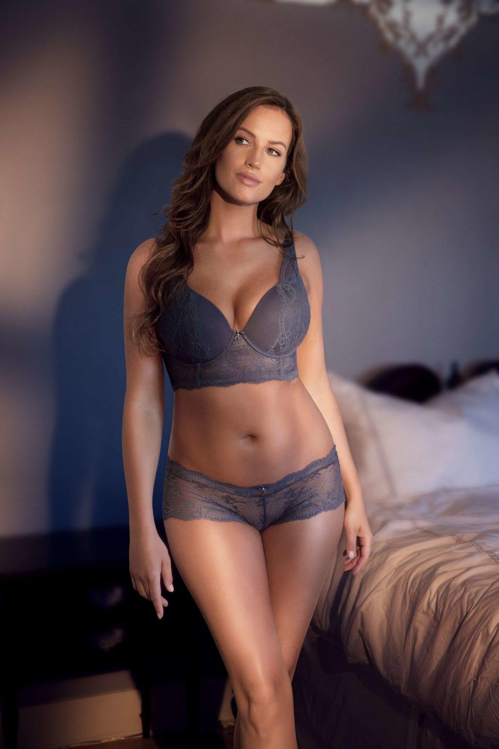 what is a longline bra