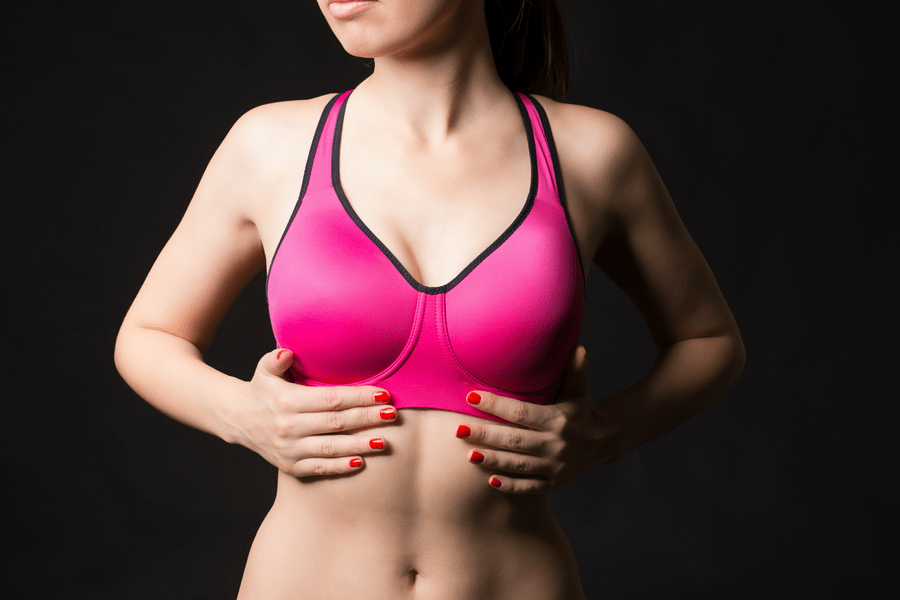 what is a high impact sports bra