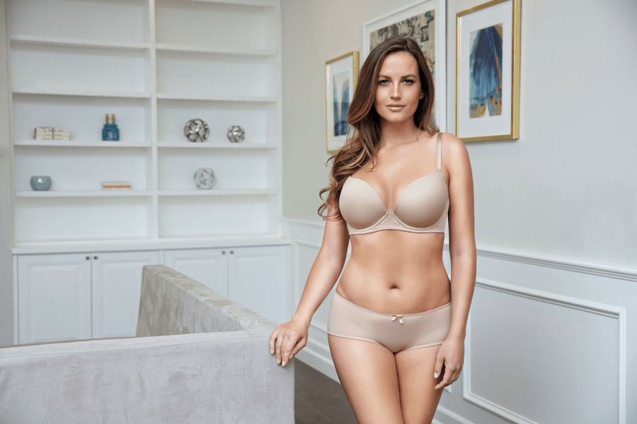 comfortable bras for big busts