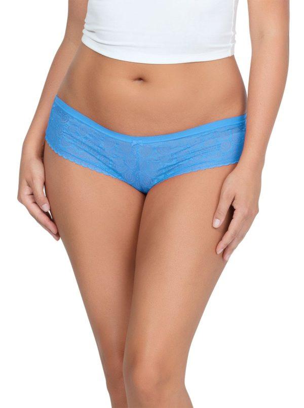 ParfaitPanty SoGlam HIPSTERPP502 MediterraneanBlue FRONT 1 600x805 - Panty So Glam Hipster - Mediterranean Blue - PP502