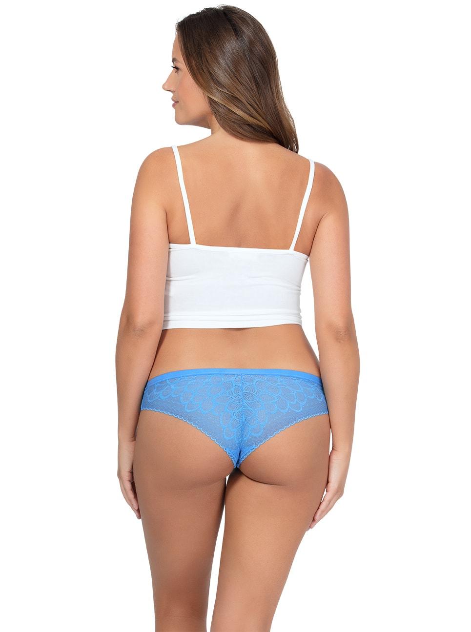 ParfaitPanty SoGlam BIKINIPP302 MediterraneanBlue BACK copy 1 - Panty So Glam Bikini - Mediterranean Blue - PP302