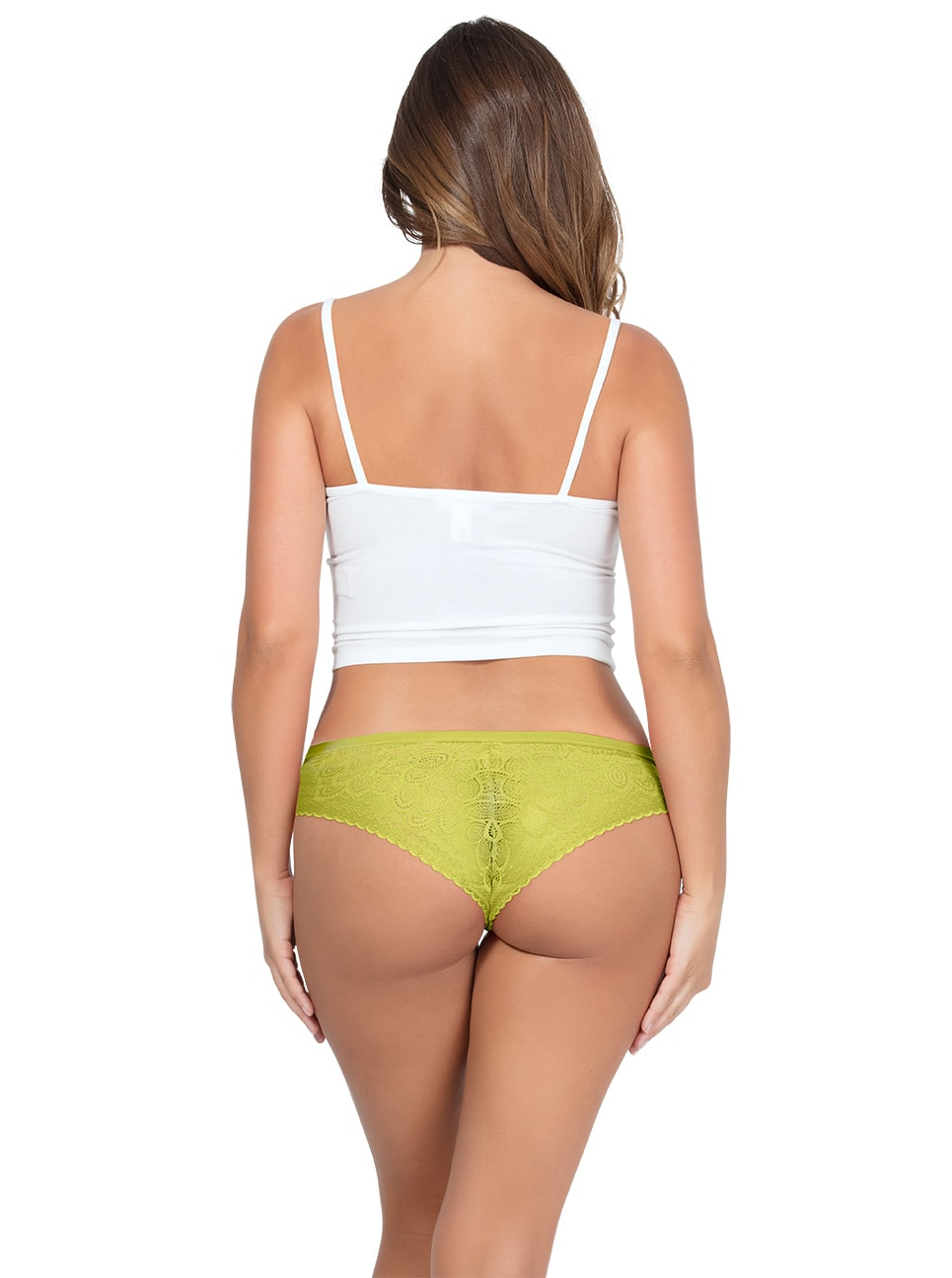 PARFAIT ParfaitPanty SoGlam BikiniPP302 Lemonade Back2 copy 2 - Panty So Glam Bikini - Lemonade - PP302
