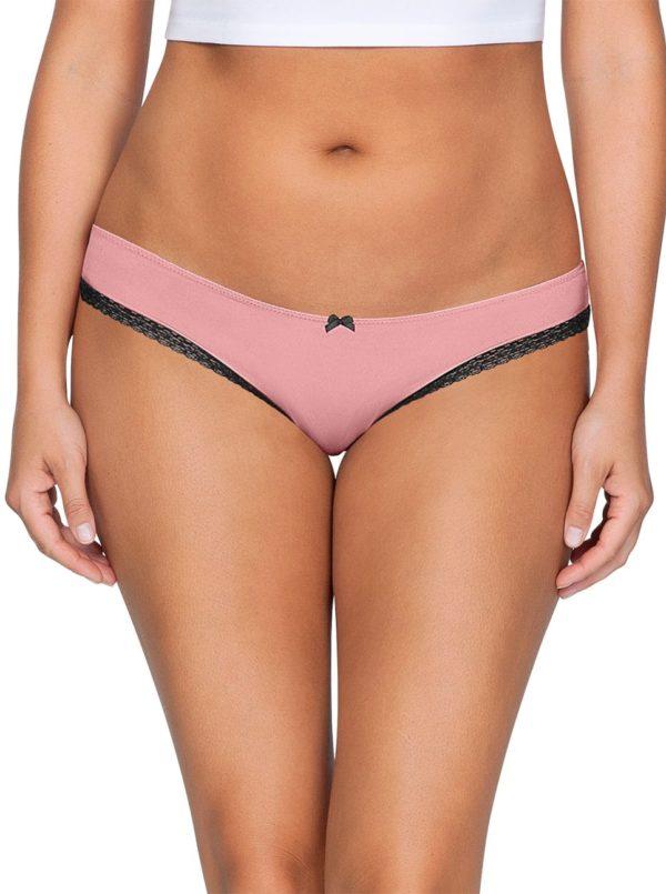 ParfaitPanty Solovely Bikini PP301 D PinkFront 600x805 - Panty So Lovely Bikini Quartz Pink PP301