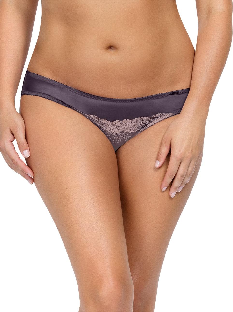PARFAIT BikiniP5583 PlumNostalgiaRose Front - Mariela Bikini - Plum/Nostalgia Rose - P5583
