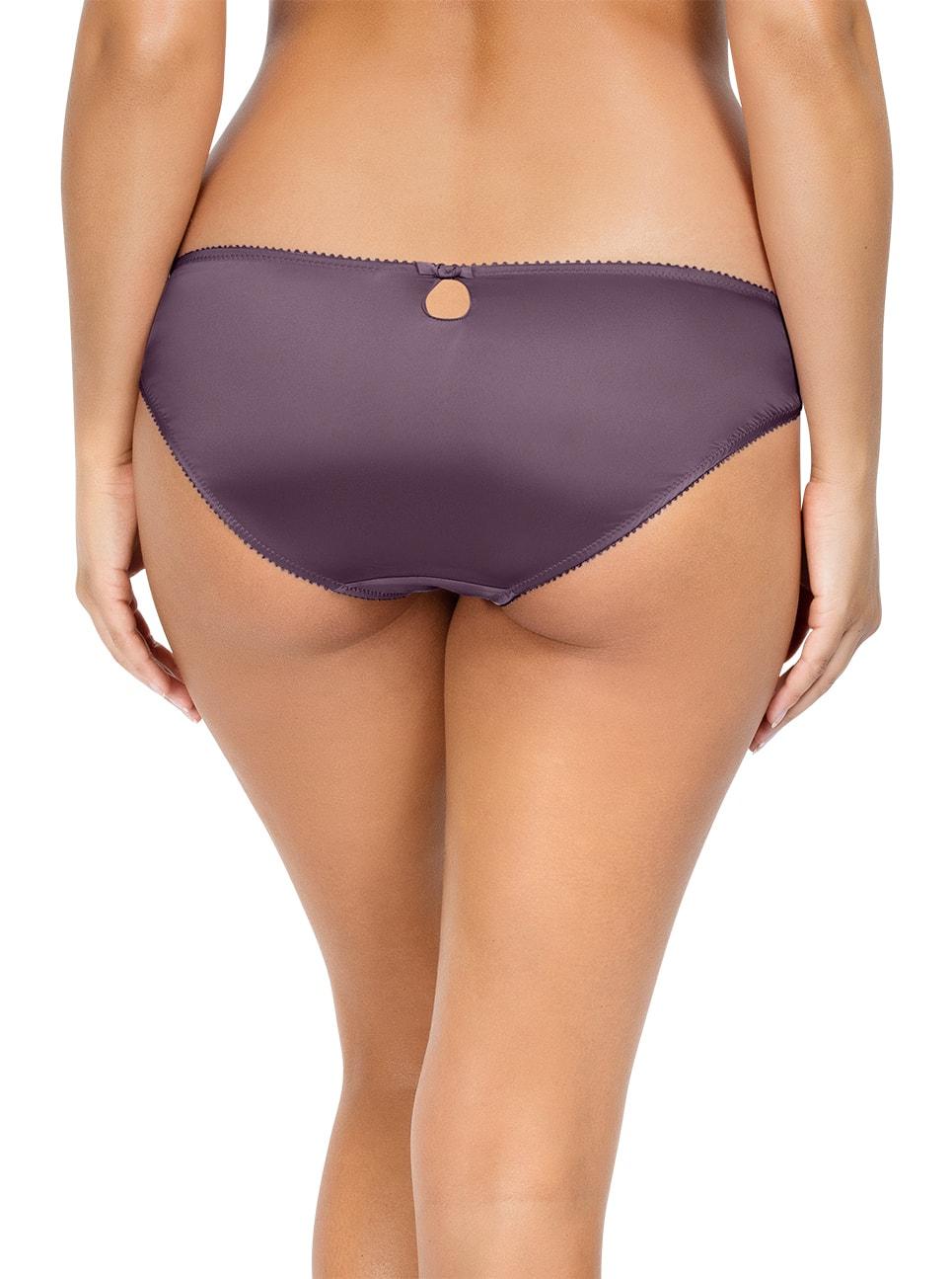 PARFAIT Mariela BikiniP5583 PlumNostalgiaRose Back - Mariela Bikini - Plum/Nostalgia Rose - P5583