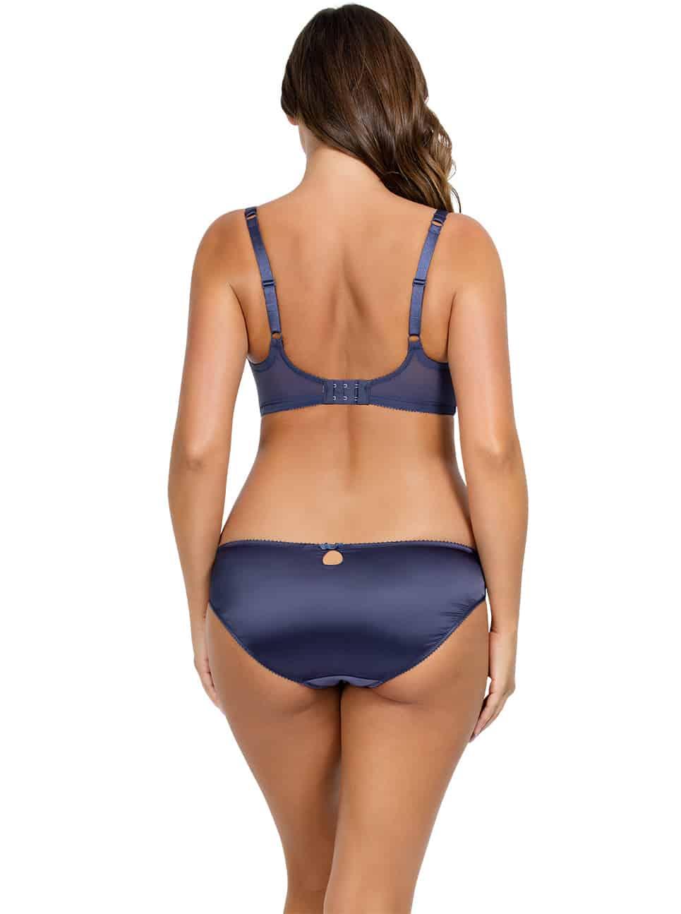 PARFAIT Mariela ContourPaddedBraP5581 BikiniP5583 Nightshadow Back copy 2 - Mariela Bikini - Nightshadow - P5583
