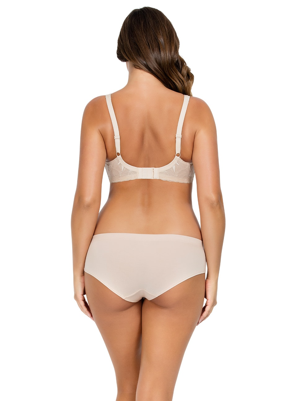 PARFAIT Leila NursingBraPNB502 Bare Back copy - Leila Nursing Bra- Bare - NB502