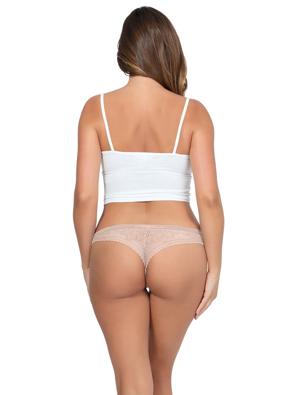 PARFAIT ParfaitPanty SoGlam ThongPP402 Bare Back copy - Panty So Glam Thong - Bare - PP402