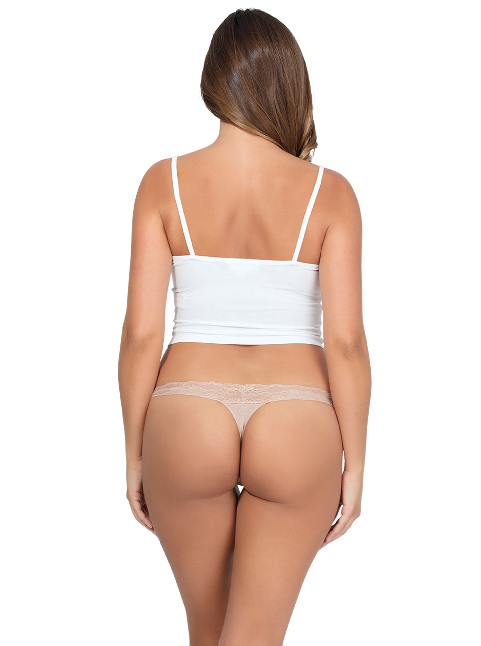 PARFAIT ParfaitPanty SoEssential ThongPP403 Bare Back copy - Panty So Essential Thong- Bare - PP403