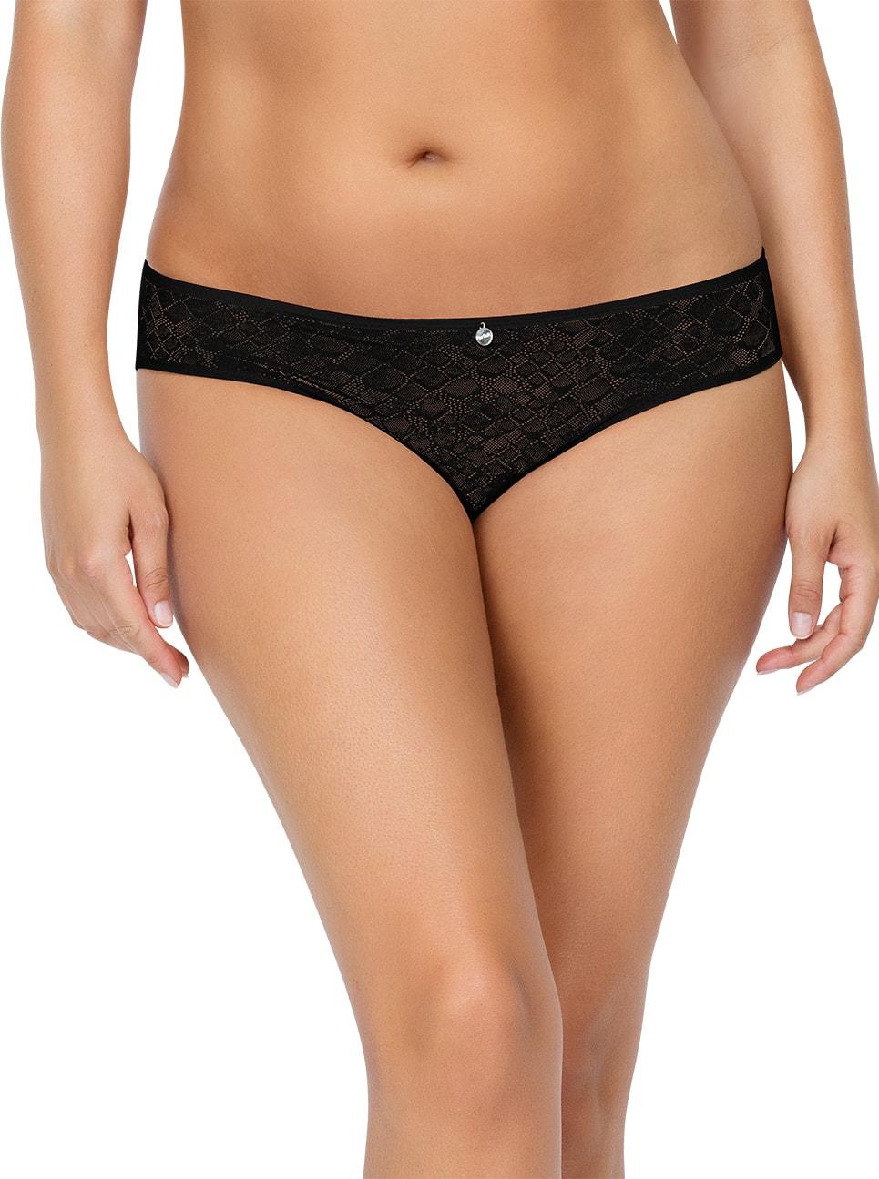 PARFAIT Enora BikiniP5273 Black Front copy - Enora Bikini - Black - P5273