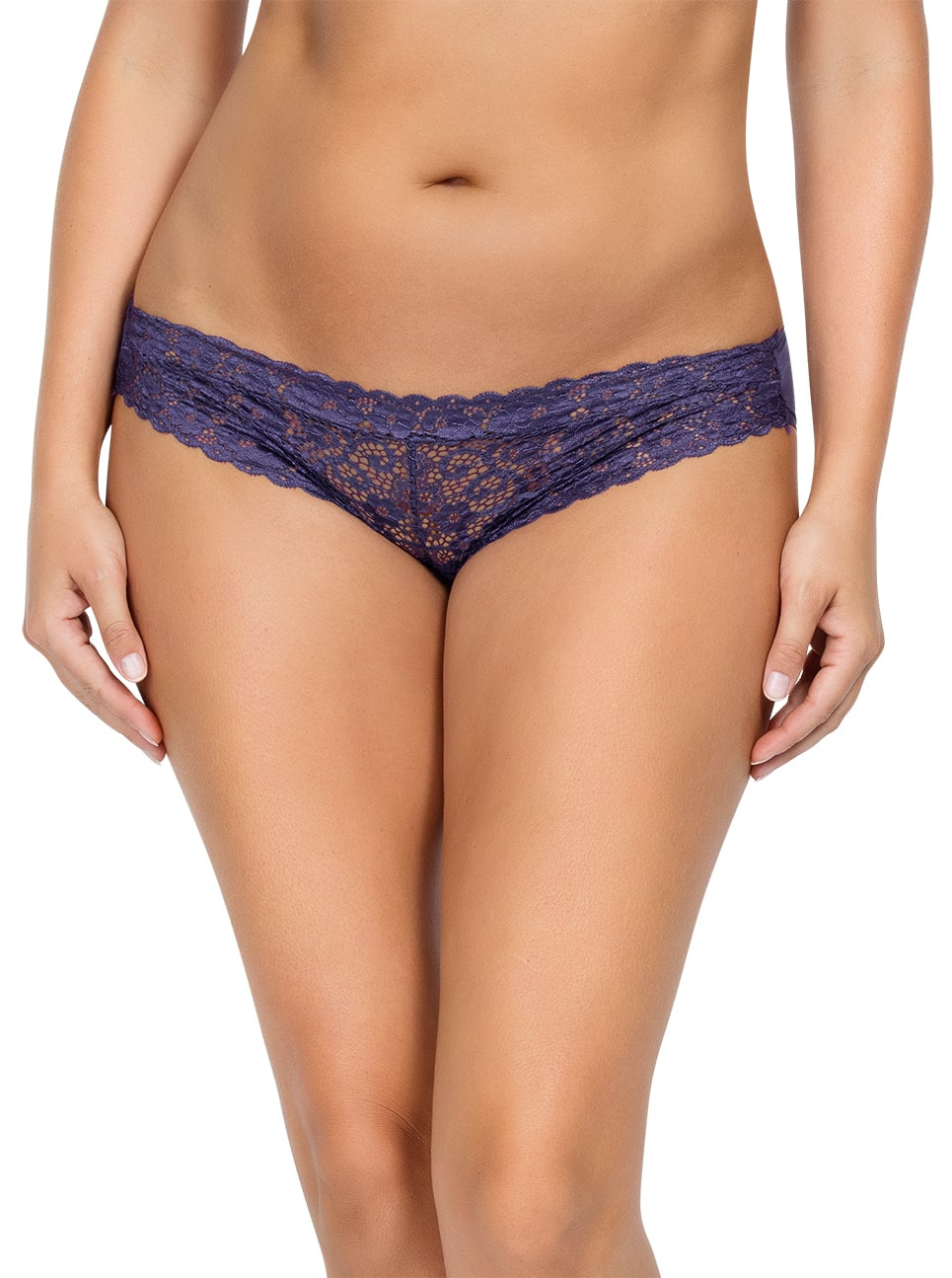 PARFAIT Adriana BikiniP5483 Mulberry Front - Adriana Bikini - Mulberry - P5483