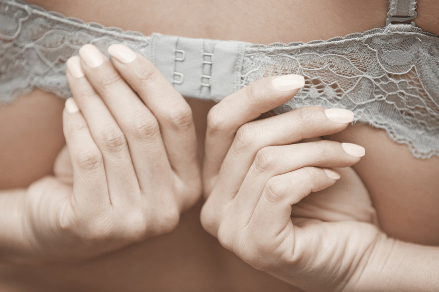 how to get rid of fat on back under bra