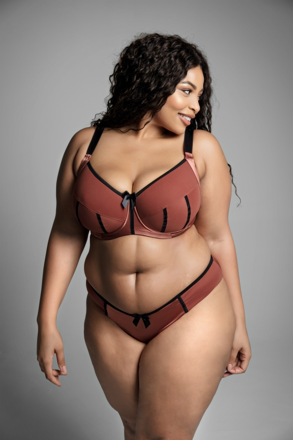 plus size valentines day lingerie