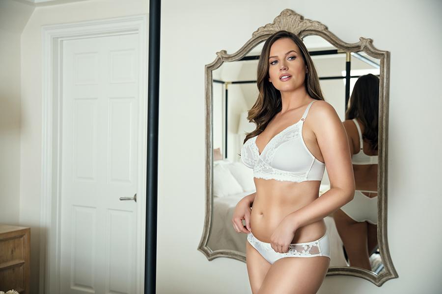PARFAIT Ciara BraletteP5711 BikiniP5713 Ivory hero - Ciara Color Survey