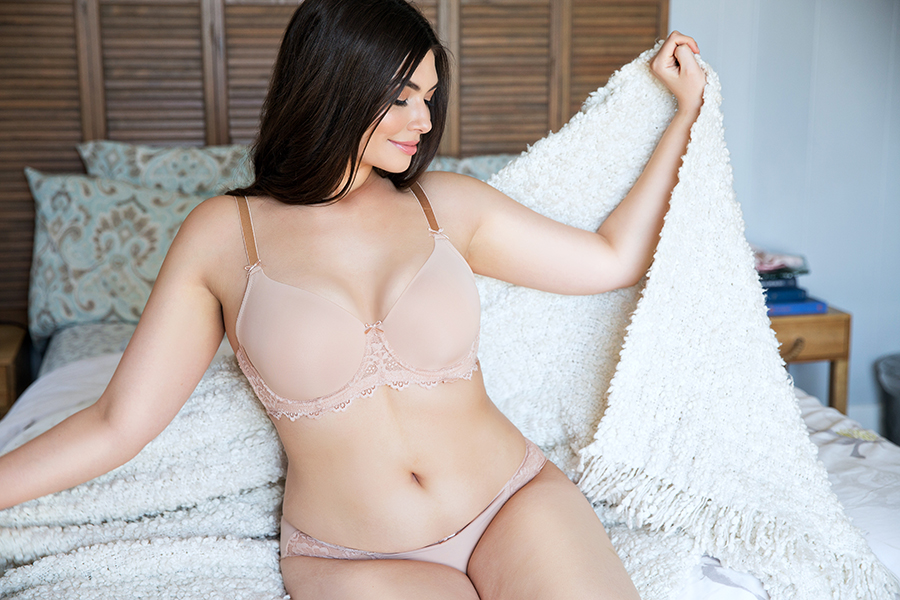 body positive lingerie lines