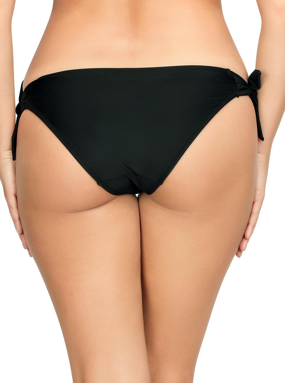 PARFAIT Oceane BikiniBottom Black Back - Oceane Bikini Bottom Black S8063