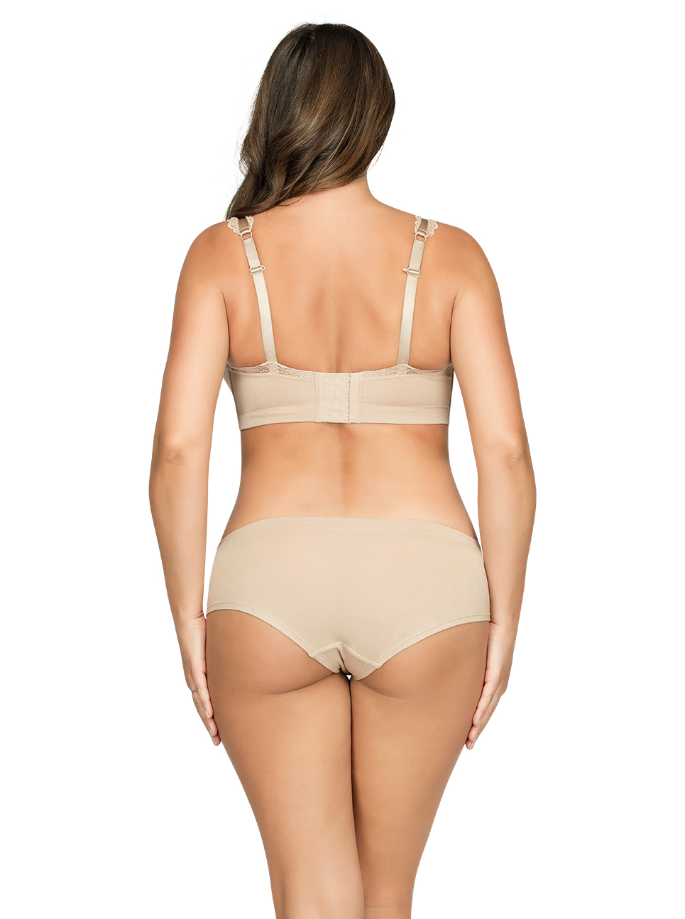 PARFAIT Dalis BraletteP5641 HipsterP5645 Bare Back - Dalis Hipster - Bare - P5645