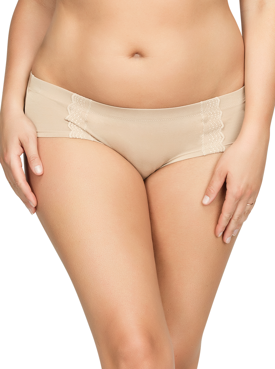 PARFAIT Dalis HipsterP5645 Bare Front - Dalis Hipster - Bare - P5645