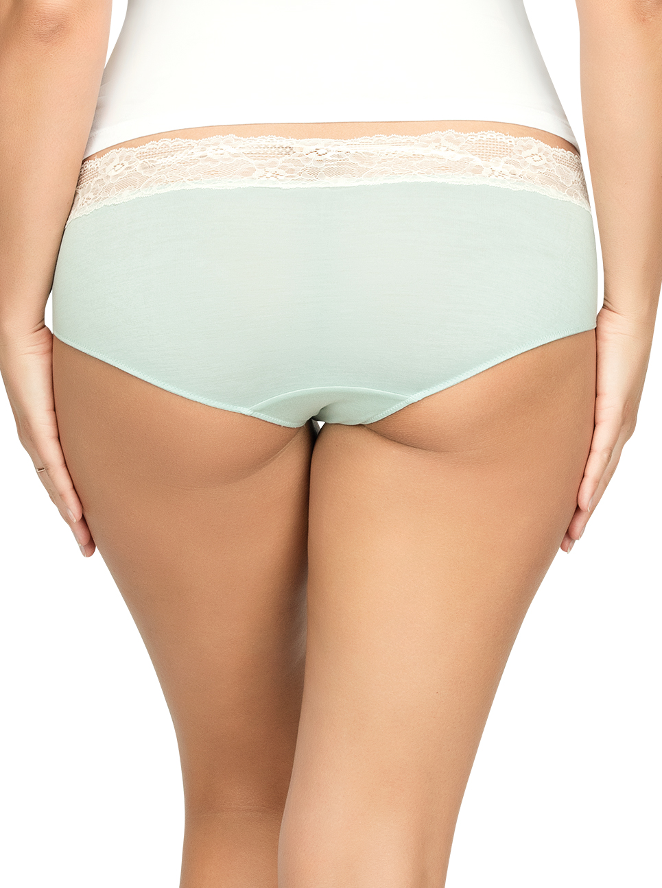 ParfaitPanty SoEssential HipsterPP503 Surf Back - Panty So Essential Hipster - Surf- PP503