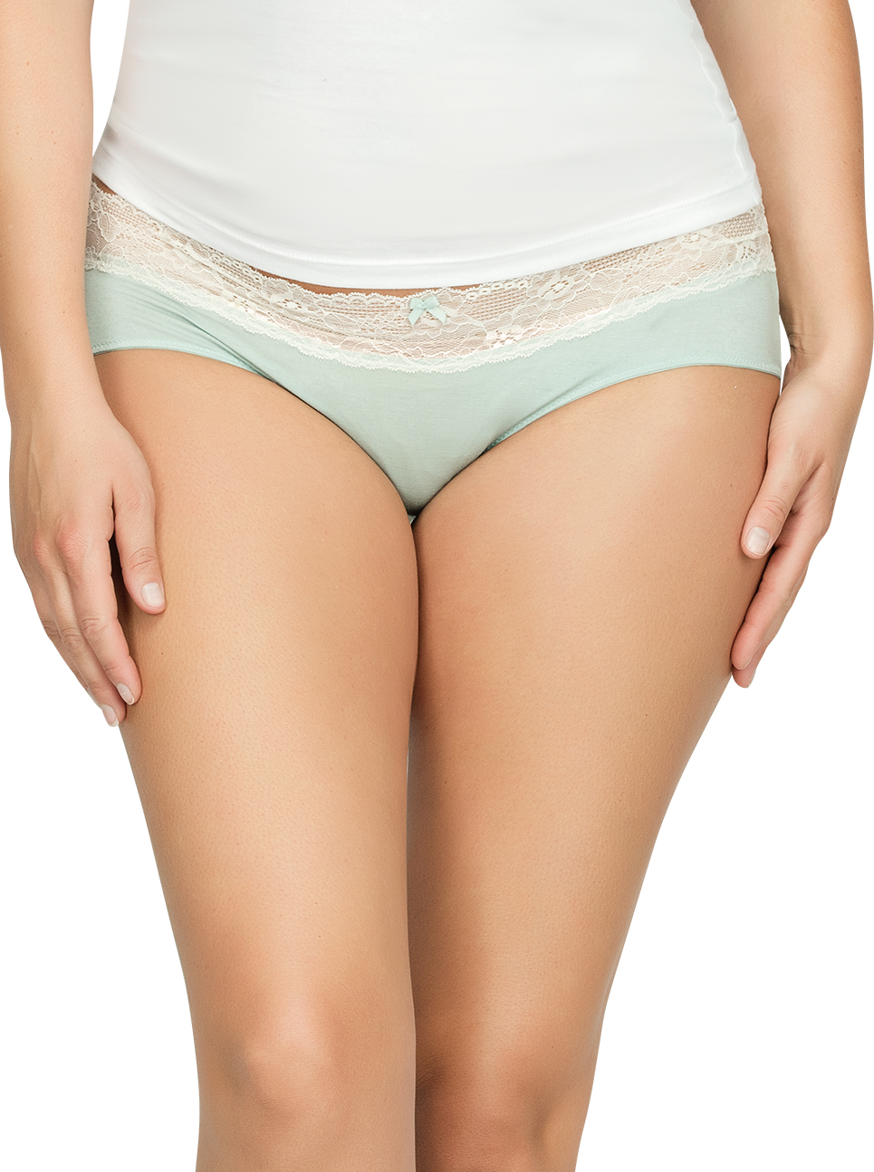 ParfaitPanty SoEssential HipsterPP503 Surf Front - Panty So Essential Hipster - Surf- PP503
