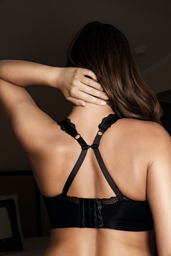 best bra for sloping shoulders