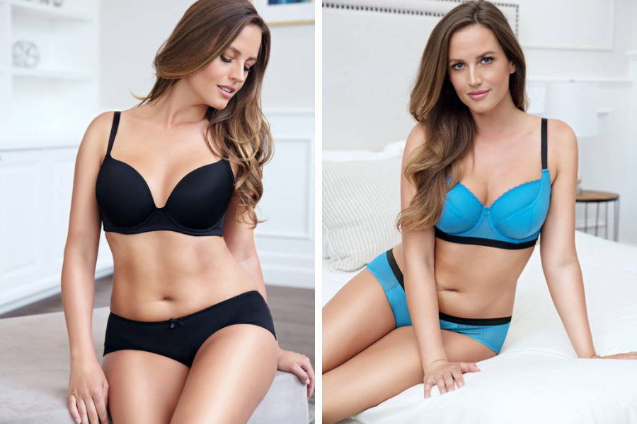 t-shirt bra vs unlined bra