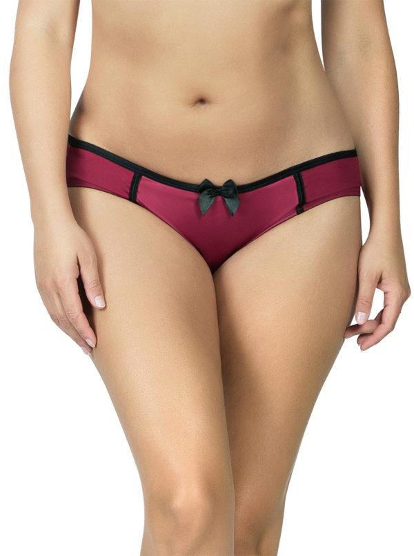PARFAIT Charlotte Bikini6905 RioRed Front 600x805 - Charlotte Bikini Rio Red 6905