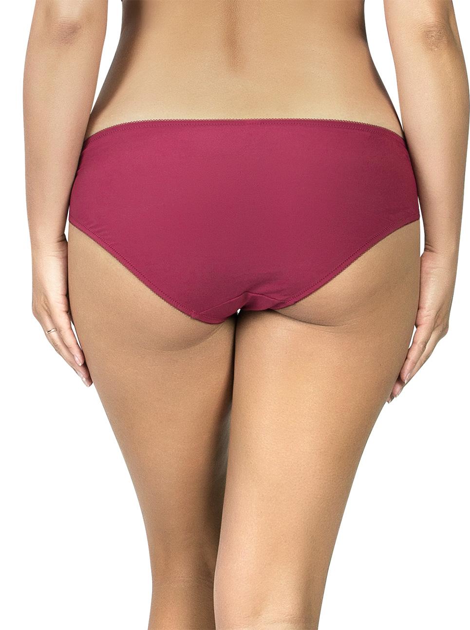 PARFAIT Cora BikiniP5633 Crimson Back - Cora Bikini Crimson P5633