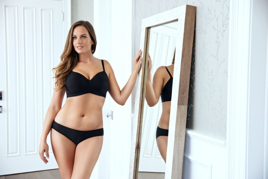 are wireless bras better for you - Lingerie Favorites: Aline Wire-Free Padded Bra
