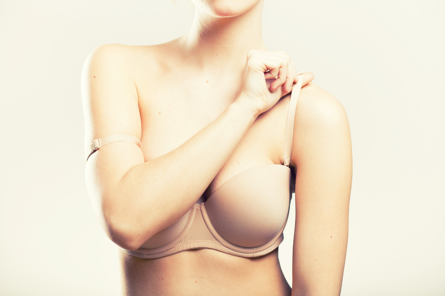 how to tell if a bra fits