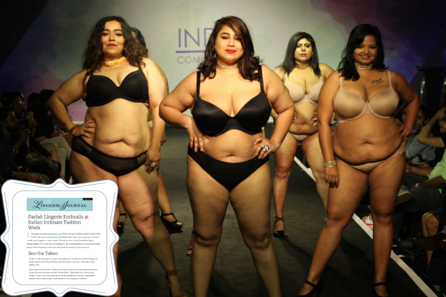 parfait lingerie india the lingerie journal