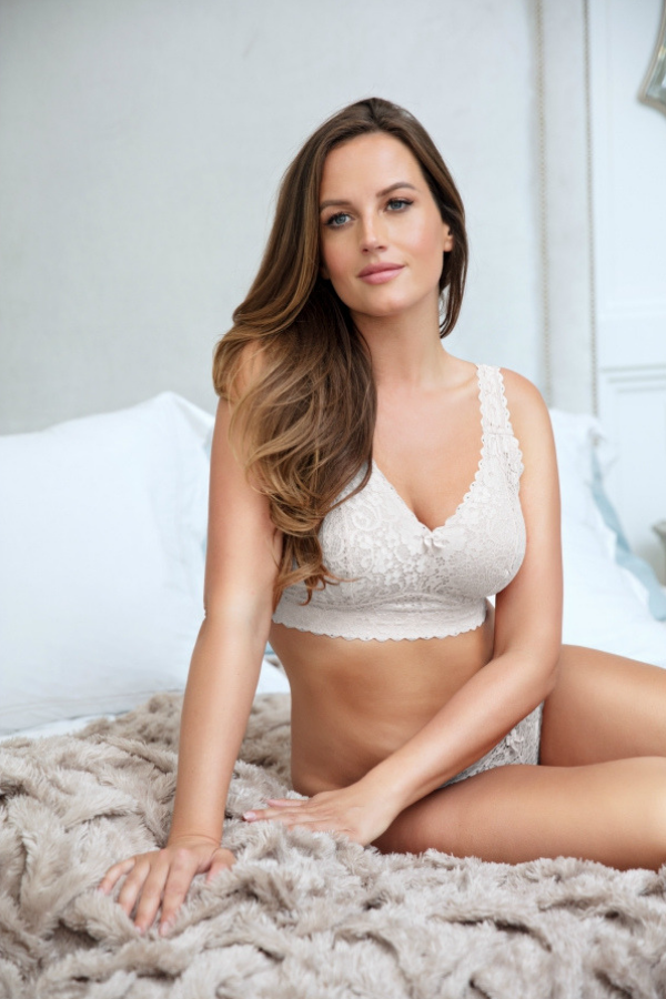 honeymoon lace lingerie