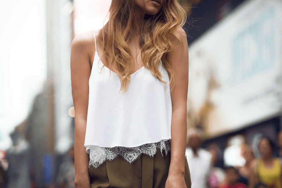 Lingerie Styling Tips 5 Classy Ways to Incorporate Lingerie into Your Street Style - Lingerie Styling Tips: 5 Classy Ways to Wear Lingerie as Outerwear