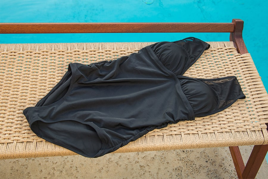 how to wash swimsuits