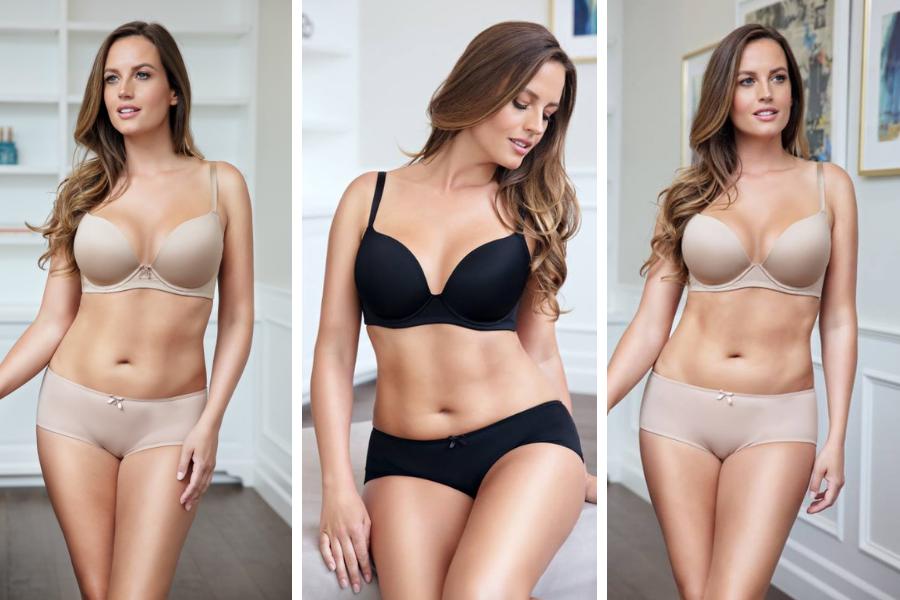 which bra is best to wear under t shirt