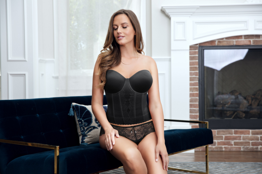 what bra to wear with high neck top
