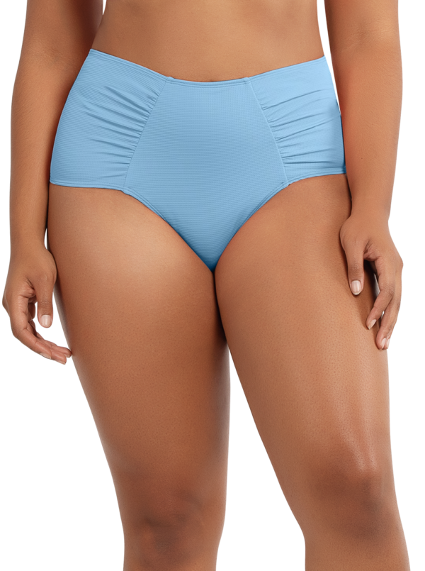 PARFAIT Vivien HighwaistedBottomS8165 DreamBlue Front 600x805 - Vivien Highwaisted Bottom Dream Blue S8165